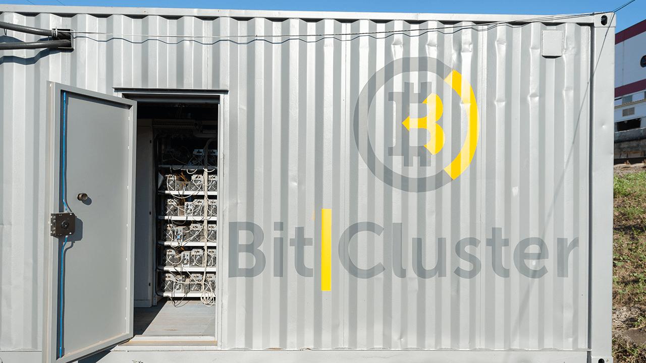 Майнинг-отель BitCluster